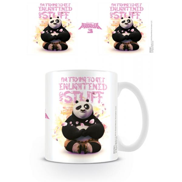 Kung Fu Panda - Enlightened Mug