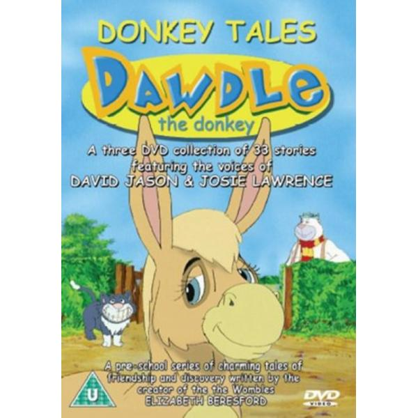 Dawdle The Donkey - Complete Series 1 to 3 Collection DVD