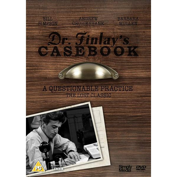 Dr Finlays Casebook - Missing Episode - A Questionable Practice DVD