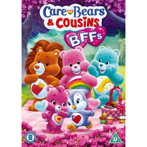 Care Bears & Cousins - BFF's DVD