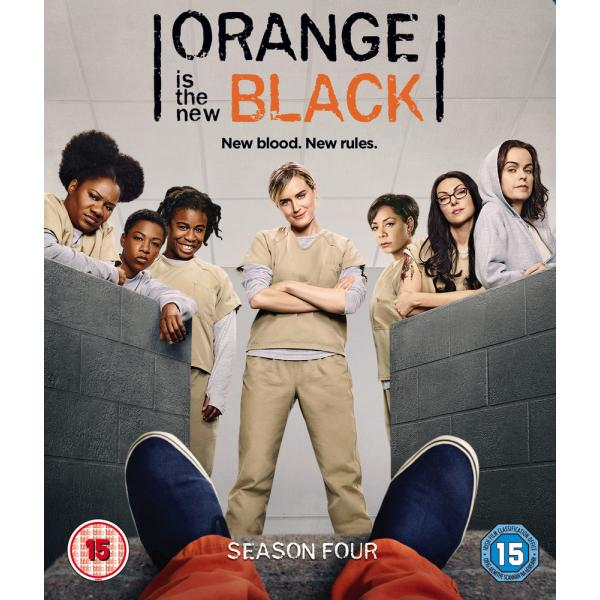 Orange Is The New Black Season 4 Blu-Ray