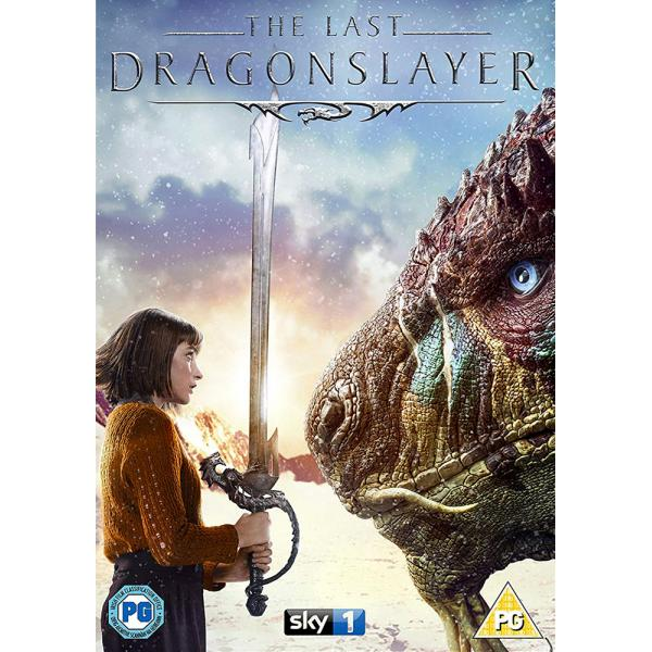 The Last Dragonslayer DVD
