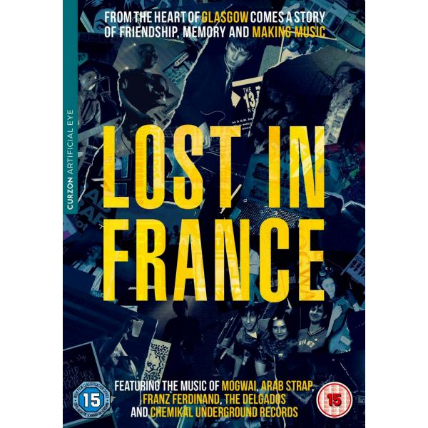 Lost In France DVD