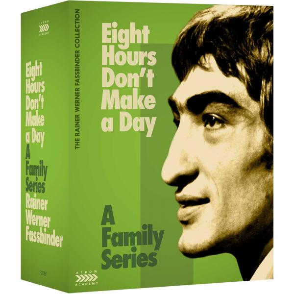 8 Hours Don't Make A Day - Limited Edition Blu-Ray DVD