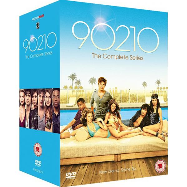 90210 Seasons 1 to 5 Complete Collection DVD