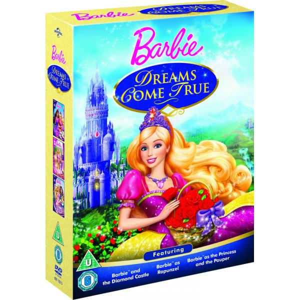 Barbie - Dreams Come True DVD