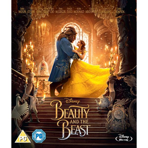 Beauty And The Beast (Live Action) Blu-Ray