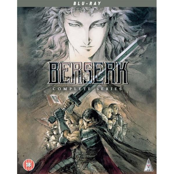 Berserk - Complete Series Collection Blu-Ray