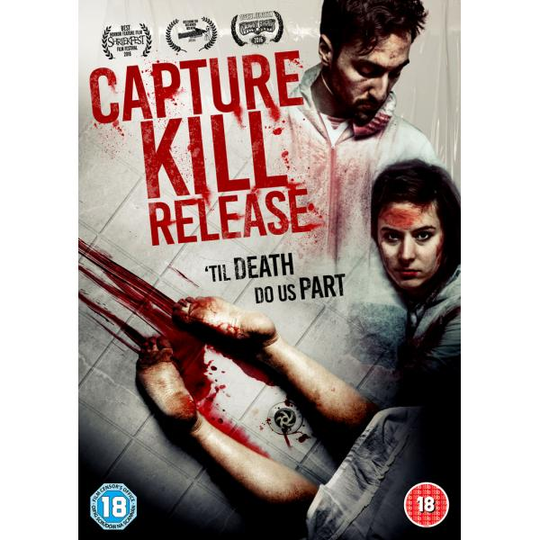 Capture Kill Release DVD