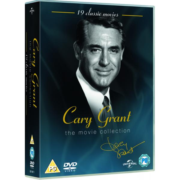 Cary Grant Collection (19 Films) DVD