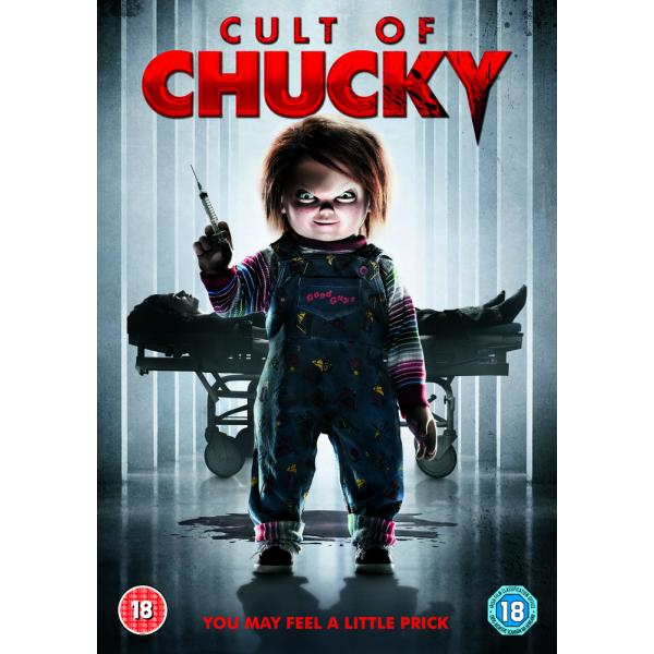 Childs Play 7 - Cult Of Chucky DVD