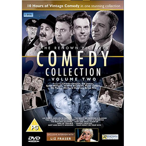 Comedy Collection - Part 2 DVD