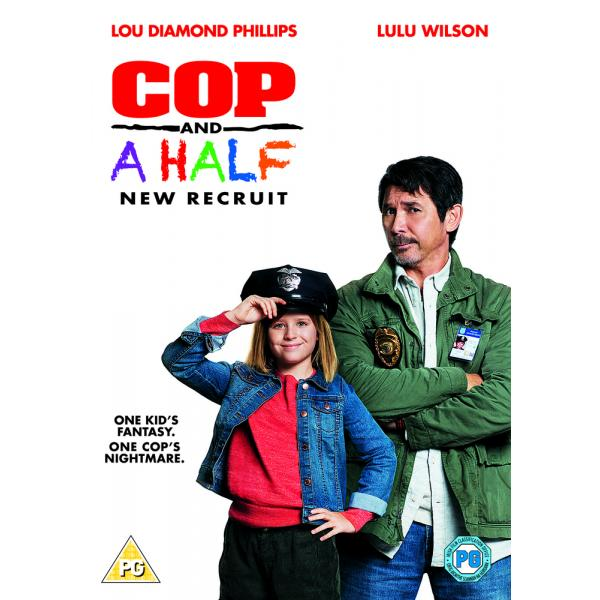 Cop and a Half - New Recruit DVD