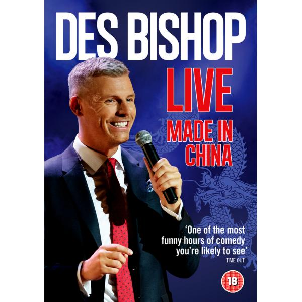 Des Bishop - Made In China DVD