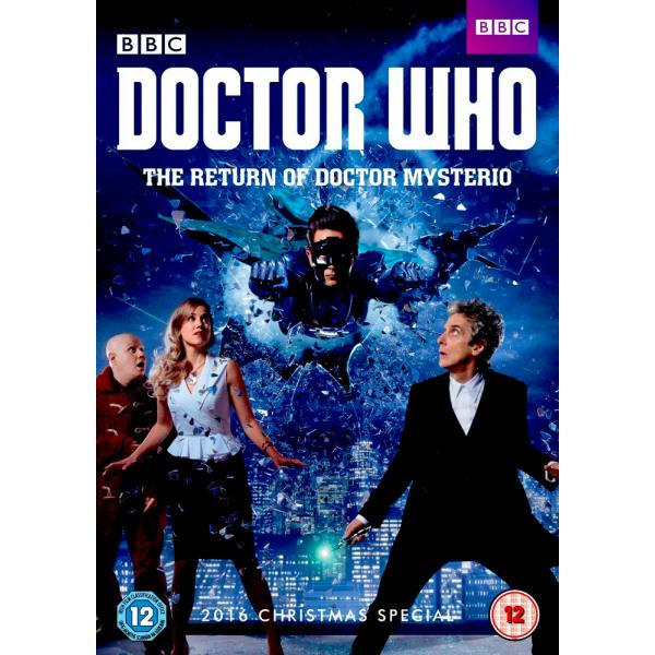 Doctor Who - The Return Of Doctor Mysterio DVD