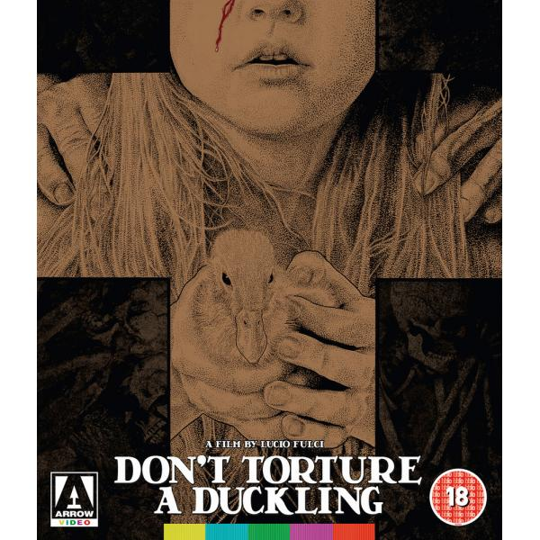 Don't Torture A Duckling Blu-Ray + DVD
