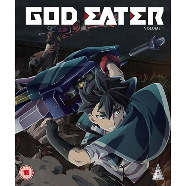 God Eater - Part 1 Blu-Ray