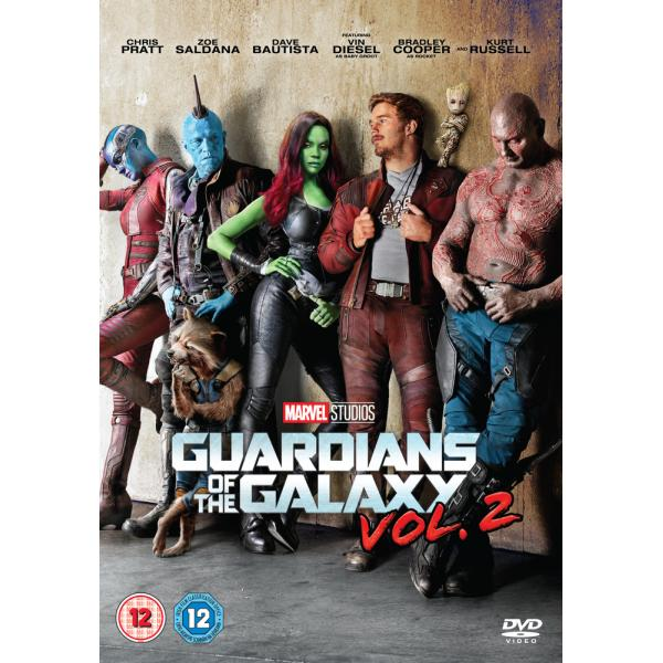 Guardians Of The Galaxy - Volume 2 DVD