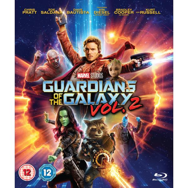 Guardians Of The Galaxy - Volume 2 Blu-Ray