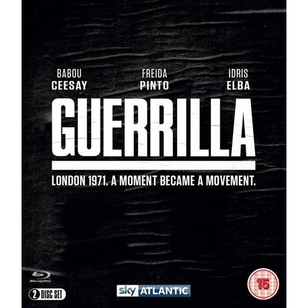Guerrilla - The Complete Mini Series Blu-Ray