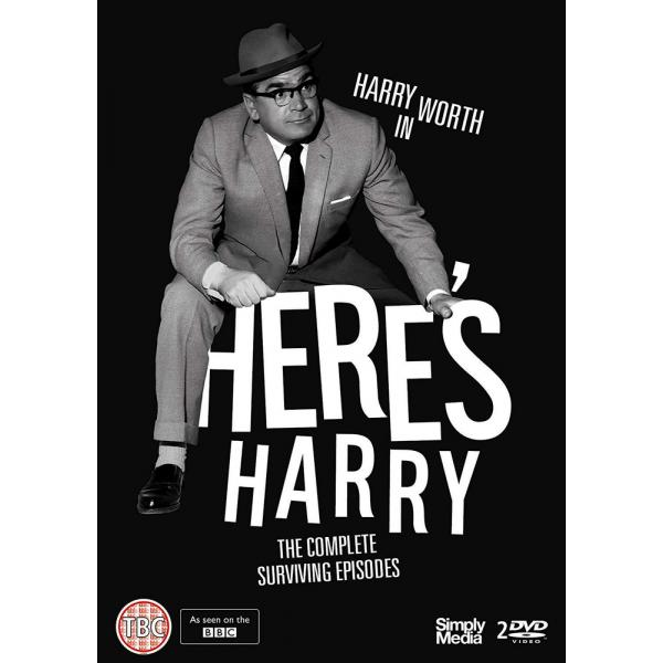 Heres Harry - The Complete Surviving Episodes DVD