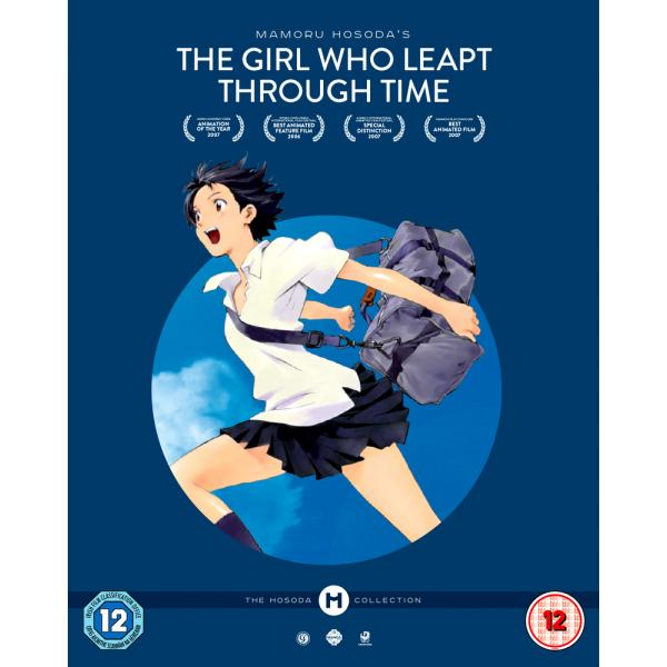 Hosoda Collection - The Girl Who Leapt Through Time - Collectors Edition Blu-Ray + DVD
