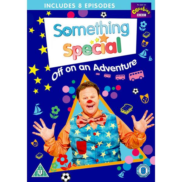 Something Special - Off On An Adventure DVD