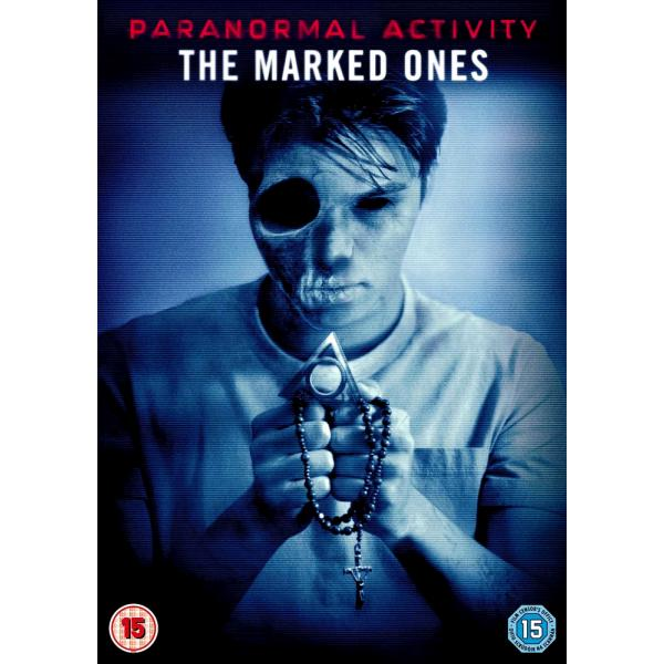 Paranormal Activity - The Marked Ones DVD