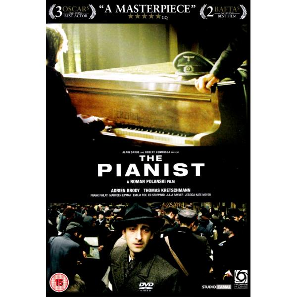 The Pianist DVD