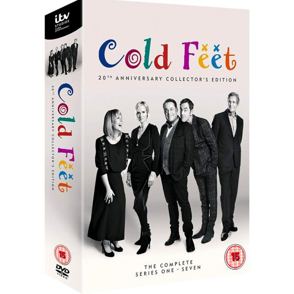 Cold Feet Series 1 to 7 DVD