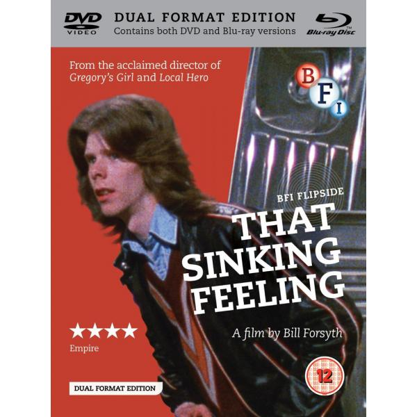 That Sinking Feeling Blu-Ray + DVD