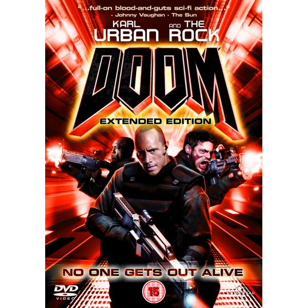 Doom - Extended Edition DVD