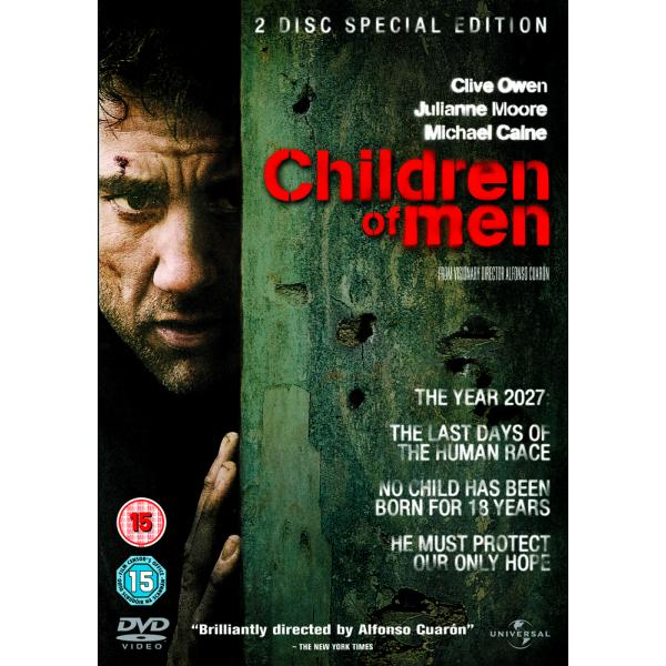 Children Of Men DVD