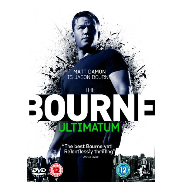 Bourne - The Bourne Ultimatum DVD