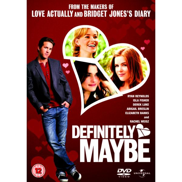 Definitely Maybe DVD
