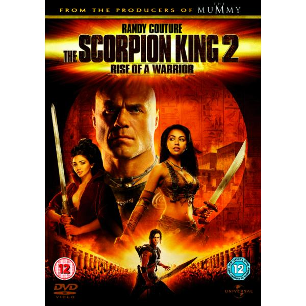 The Scorpion King - Rise Of The Warrior DVD