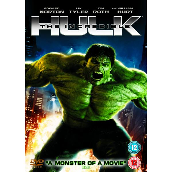 Marvel - The Incredible Hulk DVD