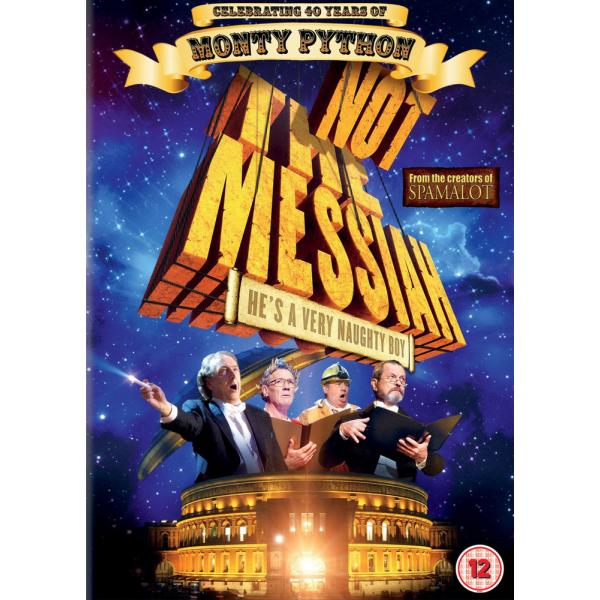 Monty Pythons - Not The Messiah - Hes A Very Naughty Boy DVD