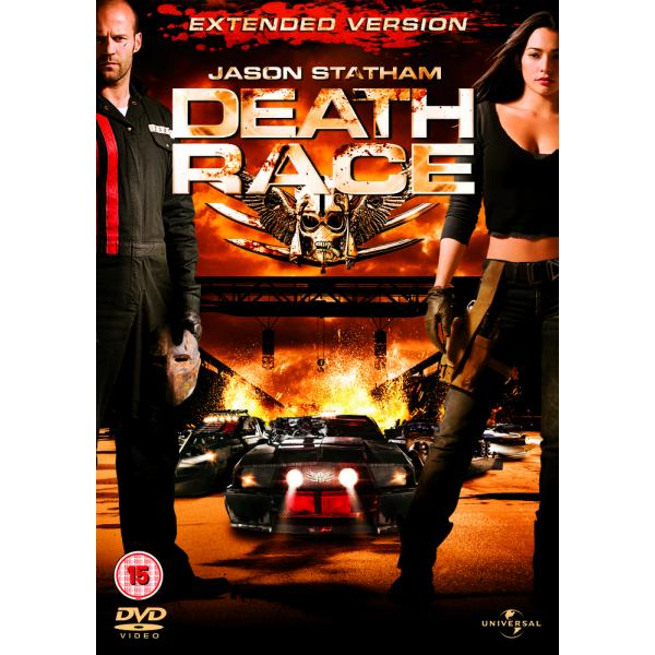 Death Race - Extended Version DVD