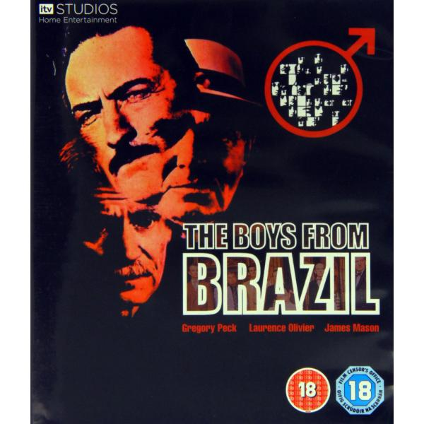 The Boys From Brazil Blu-Ray