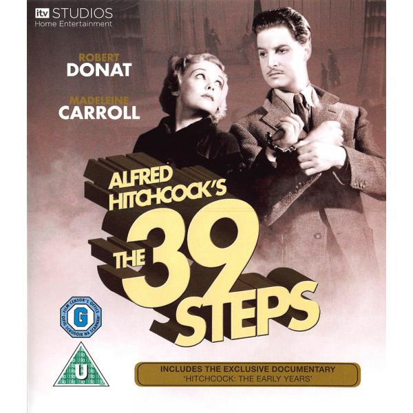 The 39 Steps Blu-Ray