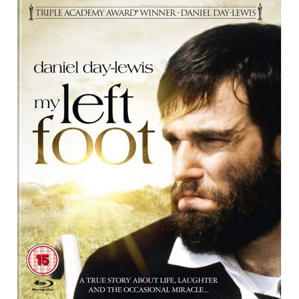 My Left Foot Blu-Ray