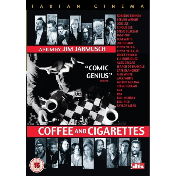 Coffee And Cigarettes DVD