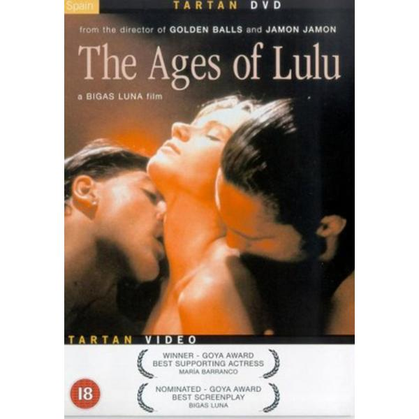 The Ages Of Lulu DVD