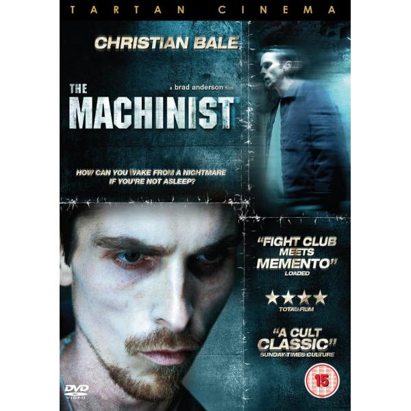 The Machinist DVD
