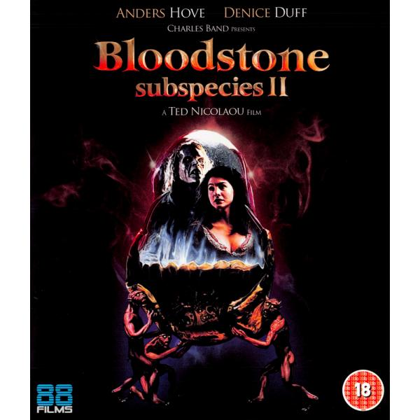 Subspecies II - Bloodstone Blu-Ray