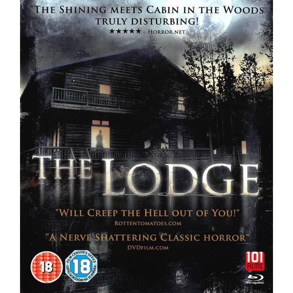 The Lodge Blu-Ray