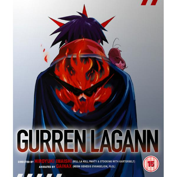 Gurren Lagann - The Complete Collection Blu-Ray