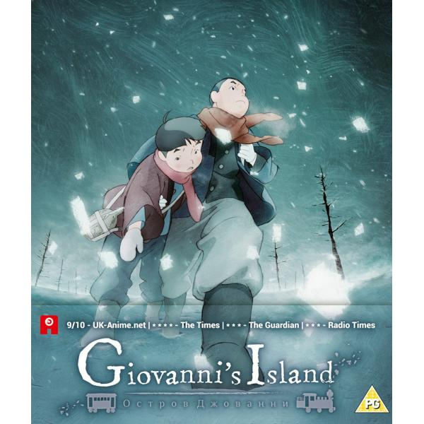 Giovannis Island - Ultimate Edition Blu-Ray