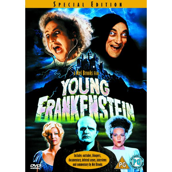 Young Frankenstein DVD
